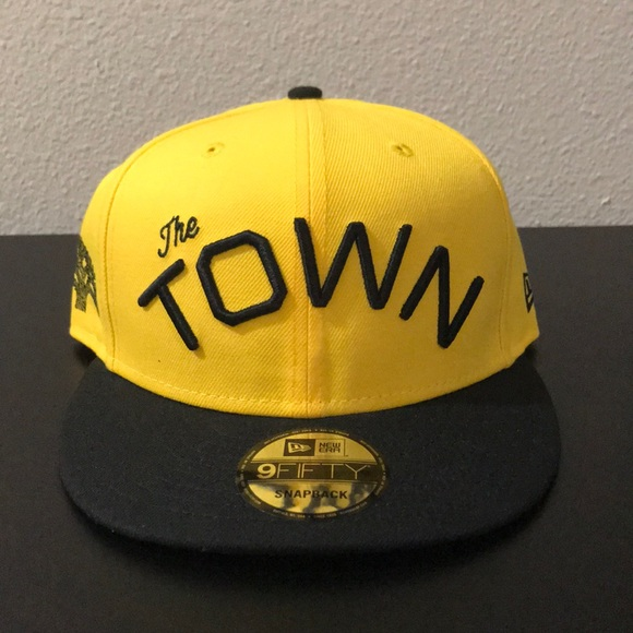 "Golden State Warriors ""The Town"" Snapback Hat 924f74ba3c3"